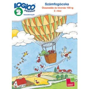 Tessloff Logico Piccolo feladatkártyák Számfogócska: Összeadás és kivonás 100-ig 2. rész.