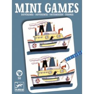 DJECO Eltérések (mini játékok)