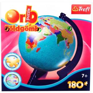 Trefl Földgömb 180 db-os gömbpuzzle