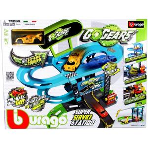 BBurago Go Gears szervízállomás 1:55