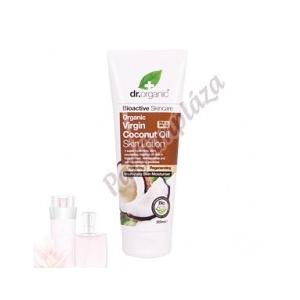 Dr. Organic Coconut Oil Testápoló 200 ml