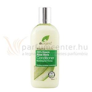 Dr. Organic Aloe Vera Hajkondícionáló 265 ml
