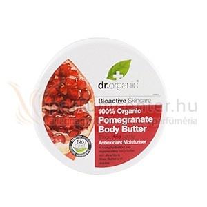 Dr. Organic Pomegranate Testápoló Vaj 200 ml