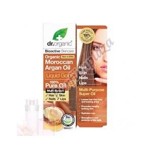 Dr. Organic Argan Oil Bőrápoló olaj 50 ml