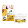 Dr. Organic Vitamin E Arc- és testápoló krém 50 ml
