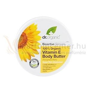 Dr. Organic Vitamin E Testápoló Vaj 200 ml