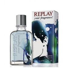 Replay Your Fragrance! for him EDT 30 ml parfüm és kölni