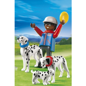 Playmobil Kutyasétáltatás-Dalmaták – 5212