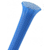 Techflex Flexo PET Sleeve 6mm - neon blue, 1m