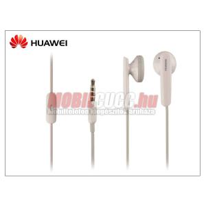 Huawei gyári sztereó felvevős J.B. szett - 3,5 mm jack - Style1 On/Off white (csomagolás nélküli)