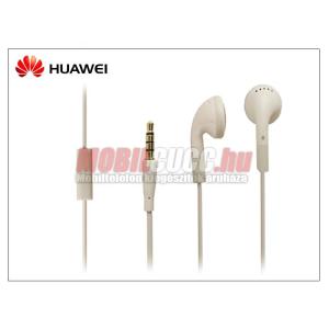 Huawei gyári sztereó felvevős J.B. szett - 3,5 mm jack - Style3 On/Off white (csomagolás nélküli)