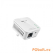 Tenda P200 200Mbps PowerLine Mini Adapter (single)