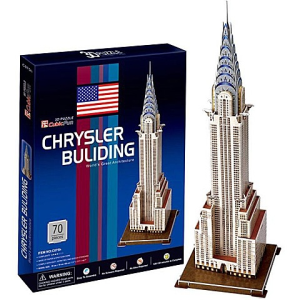 CubicFun Chyrsler Building 3D puzzle