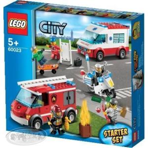 LEGO City Kezdő készlet 60023