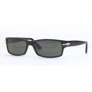 Persol PO2747S 95/48 BLACK CRYSTAL GREEN POLARIZED napszemüveg
