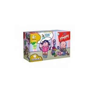 Bella Happy Maxi Plus Big Pack - 124 db