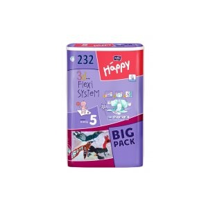 Bella Happy Junior Big Pack - 232 db