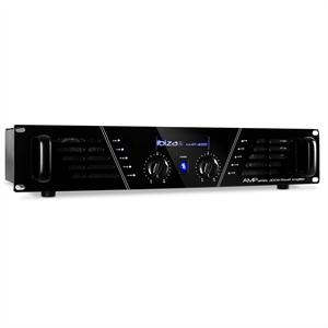 Ibiza AMP-300 DJ PA végfokerosíto 480W MOSFET