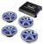 Electronic-Star Autóba alkalmas Hi-fi szett BeatPilot FX-401