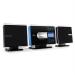Auna USB sztereó berendezés Auna VCP-191,MP3 CD,SD,AUX,fekete