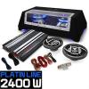 Electronic-Star 2.1 Autó HiFi szett Platin Line 320, erosíto, hangf., subw.