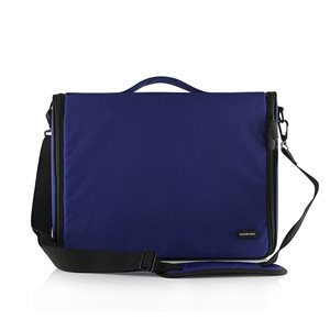 """Modecom Notebook Táska 15,6"""" - Torino (Kék; külön rekeszek; vállpánt)"""