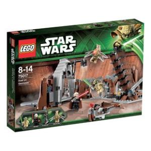 LEGO Yoda™ a Dooku™ ellen játékkészlet