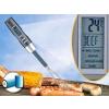 Digitális hőmérős steak villa