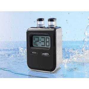 Vízzel működő óra