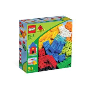LEGO 6176 Alapelemek - Deluxe (80 db)