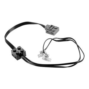 LEGO 8870 Power Functions világítás