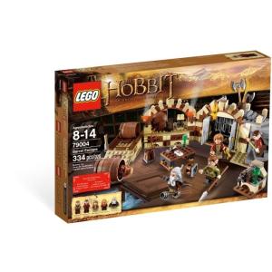 LEGO 79004 A hordós szökés