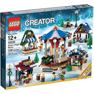 LEGO 10235 Téli falusi piac