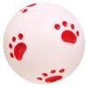 TRIXIE kutyajáték mancsmintás labda 10 cm
