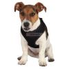 TRIXIE textil hám+póráz puppy szett 1x26-34/2 m fekete