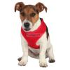 TRIXIE textil hám+póráz puppy szett 1x26-34/2 m Piros