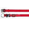 TRIXIE Classic textil nyakörv M-L (2/35-55) piros