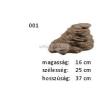 Kerámia M001 teknőskimászó nagy hüllőfelszerelés
