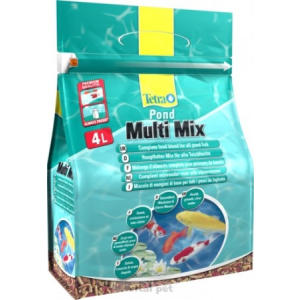 Tetra POND táp multi mix 4 l (lemezes-granulátum)