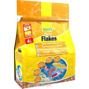 Tetra POND táp flakes 4 l (lemezes)