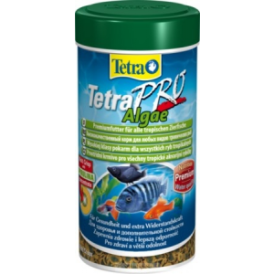 Tetra Pro Algae-Vegetable 250 ml prém. eleség díszh. spiruliná