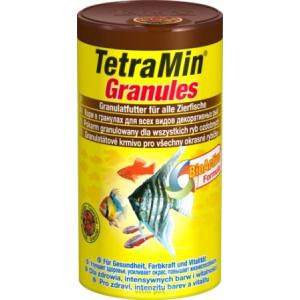 Tetra Min granulátum 250 ml szemcsés főeleség
