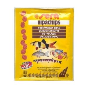 Sera SERA vipachips 15 g zacskós