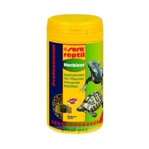 Sera SERA Professional reptil Herbivor 250 ml növényevő hüllőknek
