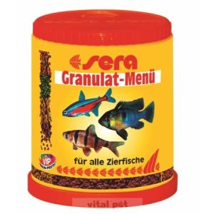 Sera SERA Granulat-menü 150 ml /granulátum/