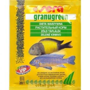 Sera SERA granugreen 20 g zacskós