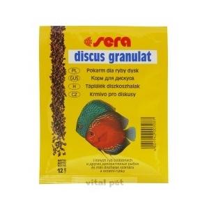 Sera SERA Discus granulat 12 g (zacskós)