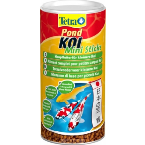 Tetra POND táp Koi Mini Sticks (junior) 1 l (10-25 cm)