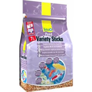 TETRA Pond táp 7 l Variety sticks (1020 g)