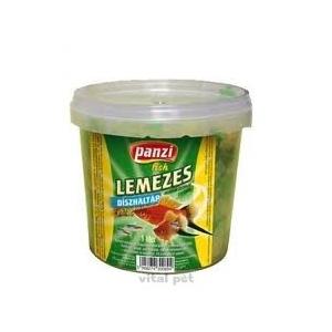 Panzi vödrös táp lemezes 1 liter